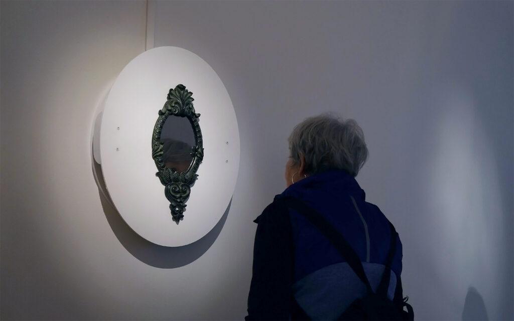 Antivanity Mirror