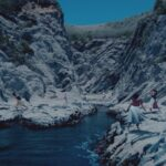 "KAZU ""Come Behind Me, So Good!"" – Music video by Daito Manabe + Kenichiro Shimizu"