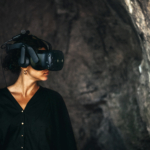 Kykeon – a virtual reality trilogy that aims to expand audience perceptions through shamanism, dance and data
