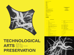 Technological Arts Preservation Book Published