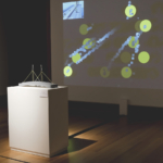 Overflow (2021) – A real-time data sculpture that bridges people and places